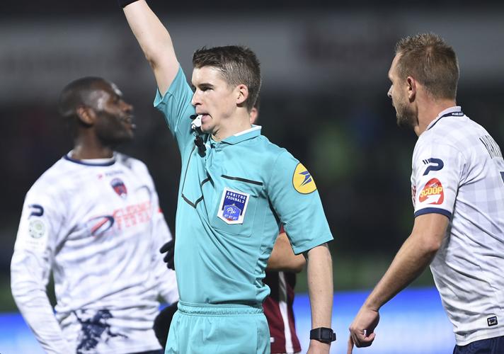[22e journée de L1] Montpellier HSC 1-2 SM Caen  870_francois_letexier