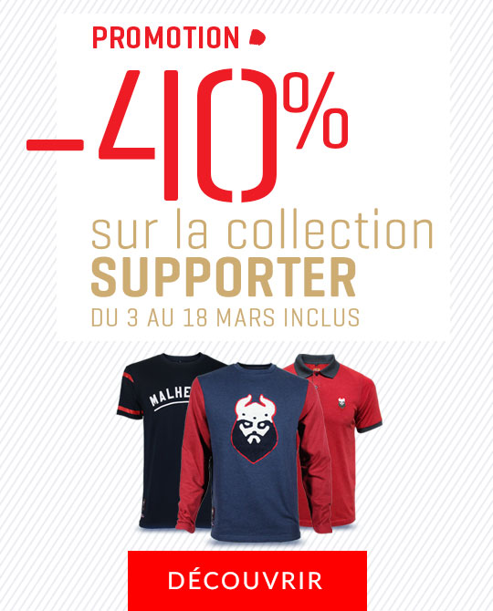 Offre supporters