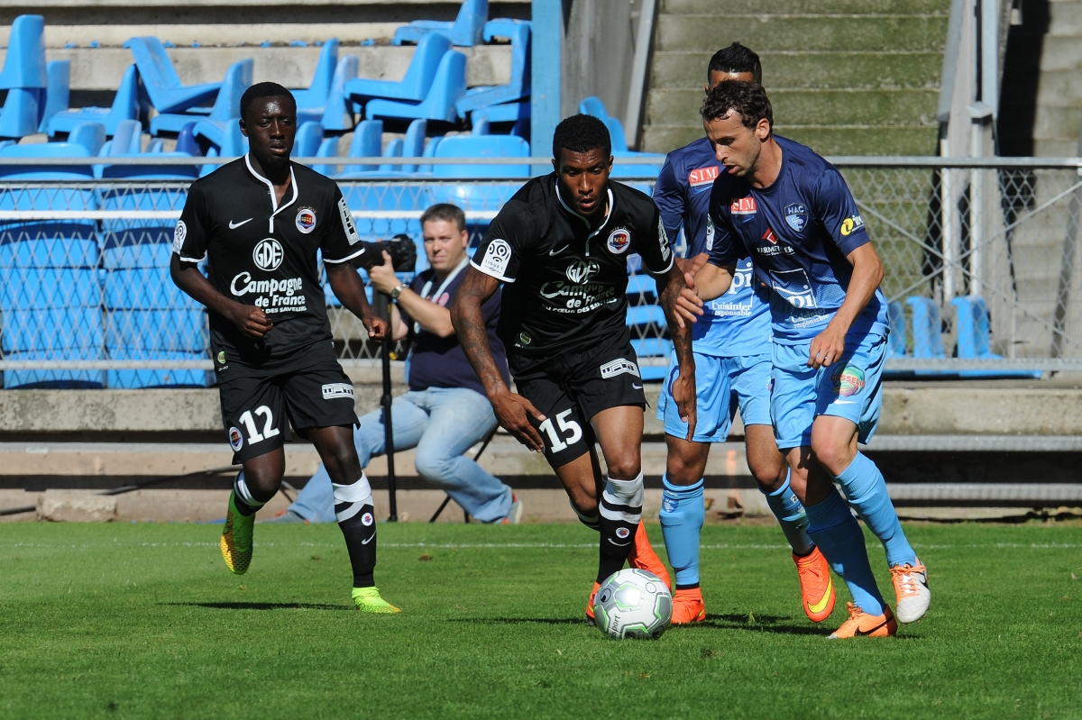 [Match] Amicaux 2015/16 Action_9