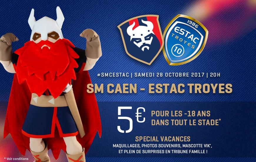 [11e journée de L1] SM Caen 1-0 ESTAC Troyes B-estac-gp-870x550_0