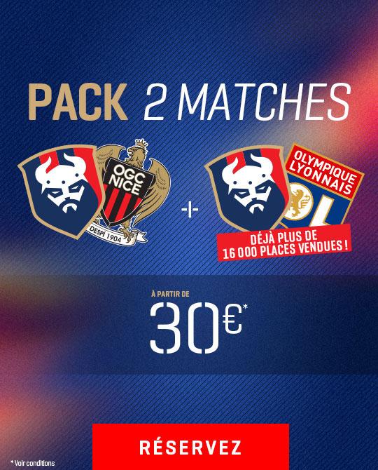 Pack Nice - Lyon