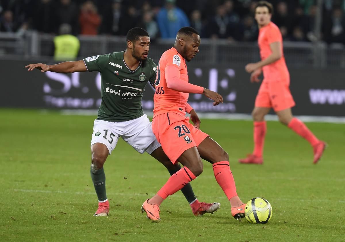 [24e journée de L1] SM Caen 3-2 FC Nantes Bazile_janko