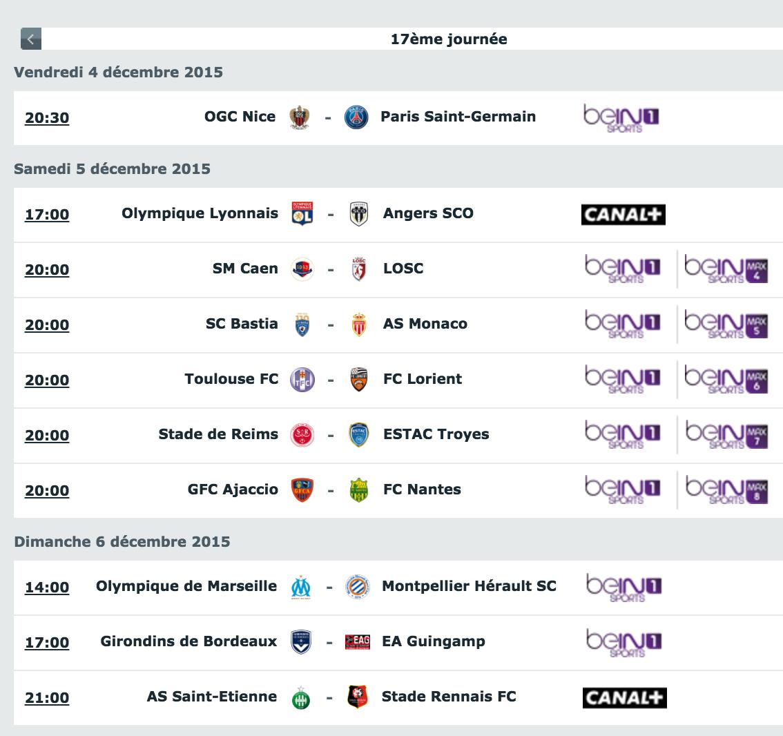 [17e journée de L1] SM Caen 1-2 Lille OSC Capture_decran_2015-12-03_a_12.25.16