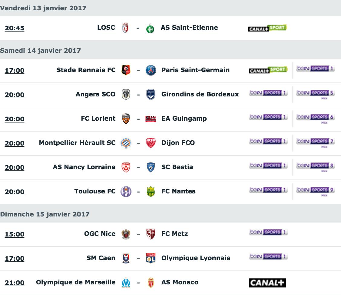 [20e journée de L1] SM Caen 3-2 O Lyon Capture_decran_2017-01-11_a_11.03.50