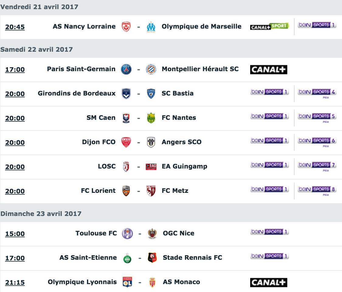 [34e journée de L1] SM Caen 0-2 FC Nantes Capture_decran_2017-04-19_a_07.38.25