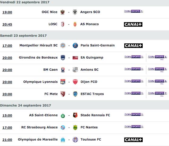 [7e journée de L1] SM Caen 1-0 Amiens SC Capture_decran_2017-09-19_a_15.35.09