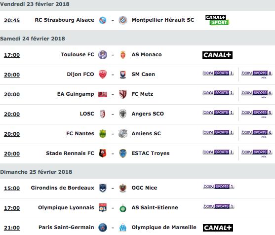 [27e journée de L1] Dijon FCO 2-0 SM Caen  Capture_decran_2018-02-21_a_13.21.06