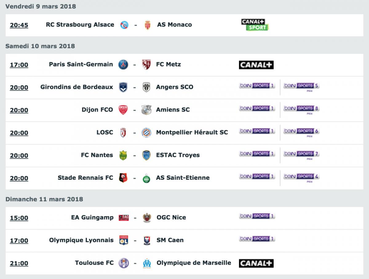 [29e journée de L1] O Lyon 1-0 SM Caen Capture_decran_2018-03-07_a_12.19.20