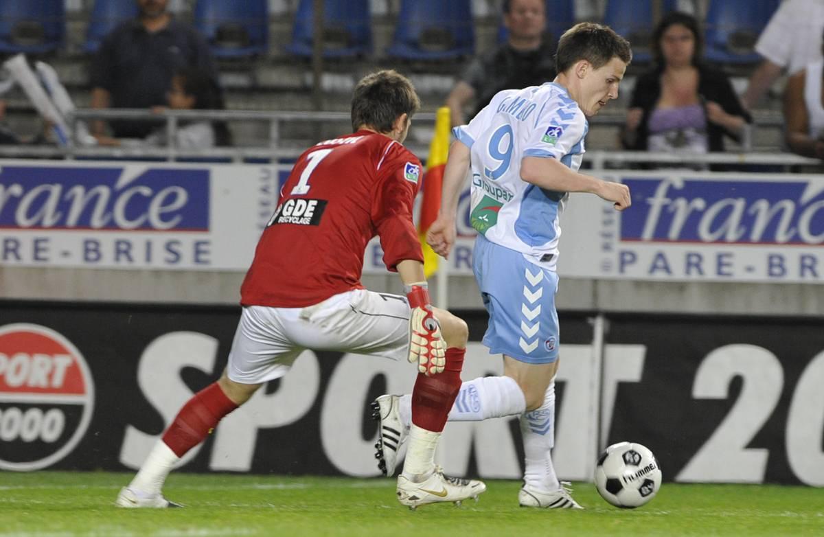 [15e journée de L1] RC Strasbourg 0-0 SM Caen Costil_gameiro