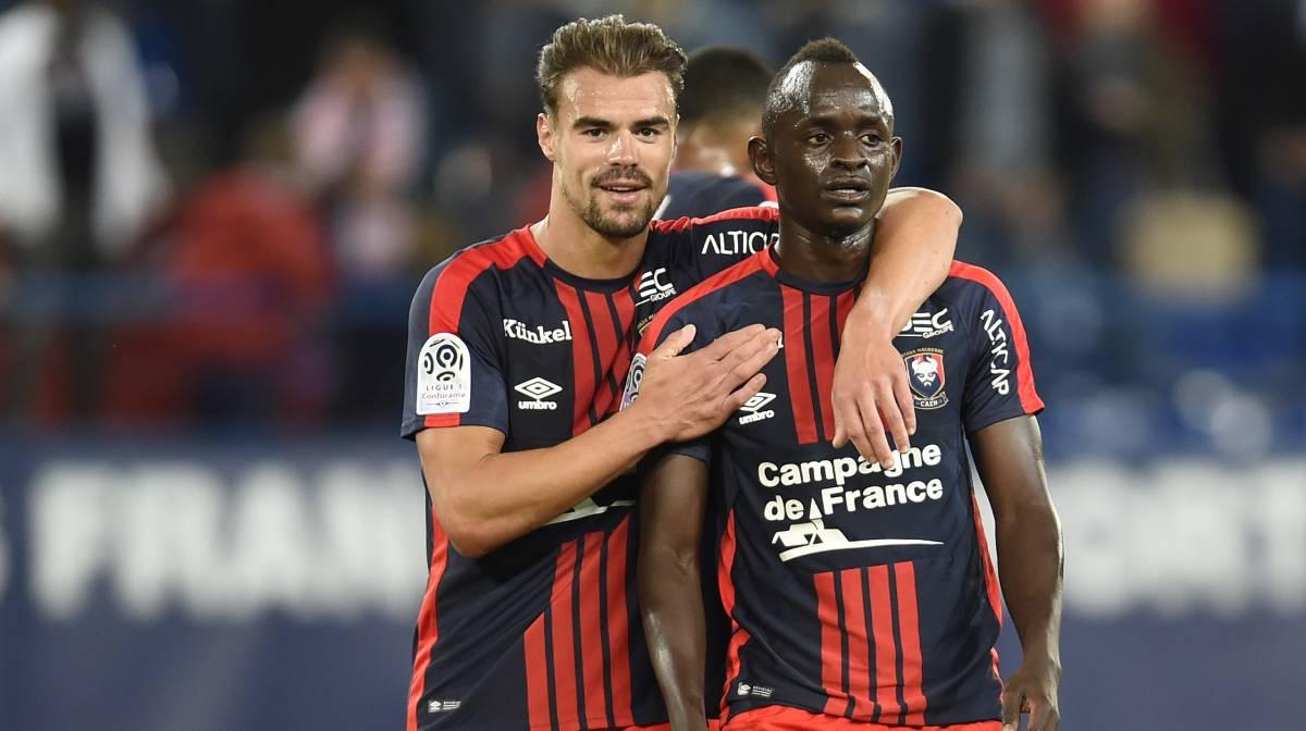 [8e journée de L1] Stade Rennais 0-1 SM Caen Da_silva_mbengue_heureux_une