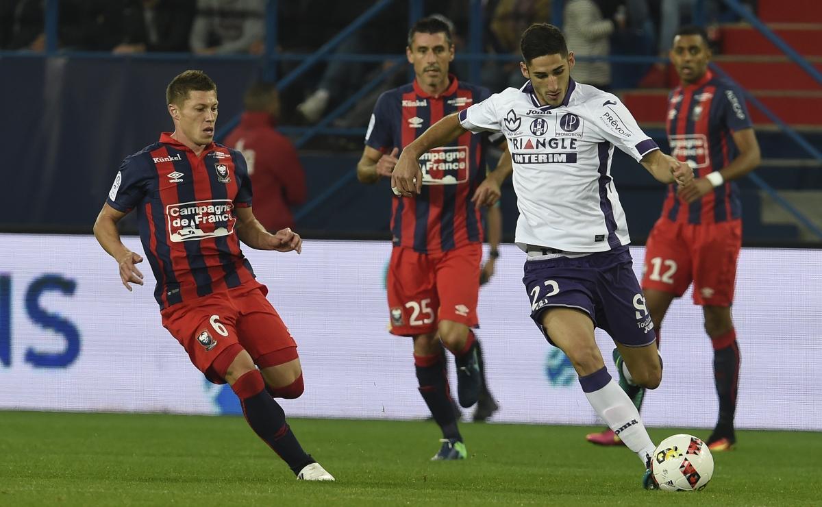 [36e journée de L1] Toulouse FC 0-1 SM Caen Delaplace_bodiger