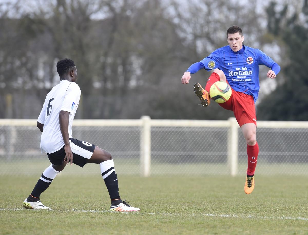 [32e journée de L1] Toulouse FC 2-0 SM Caen Delaplace_diomande_1