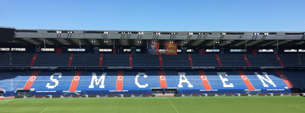 [1e journée de L1] SM Caen 3-2 FC Lorient Dornano