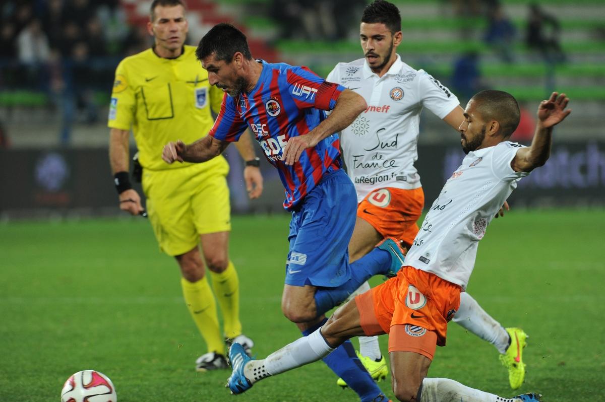 [33e journée de L1] Montpellier HSC 1-0 SM Caen Feret_marveaux