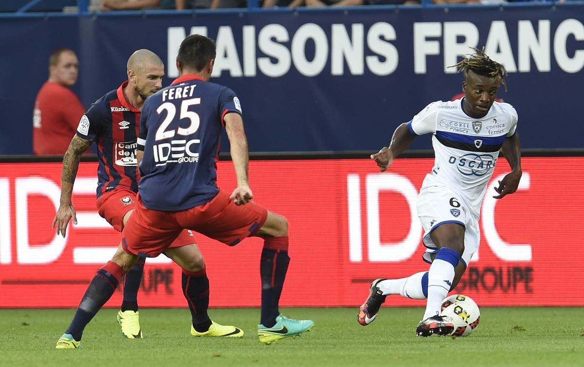 [22e journée de L1] SC Bastia 1-1 SM Caen  Feret_saint_maximin
