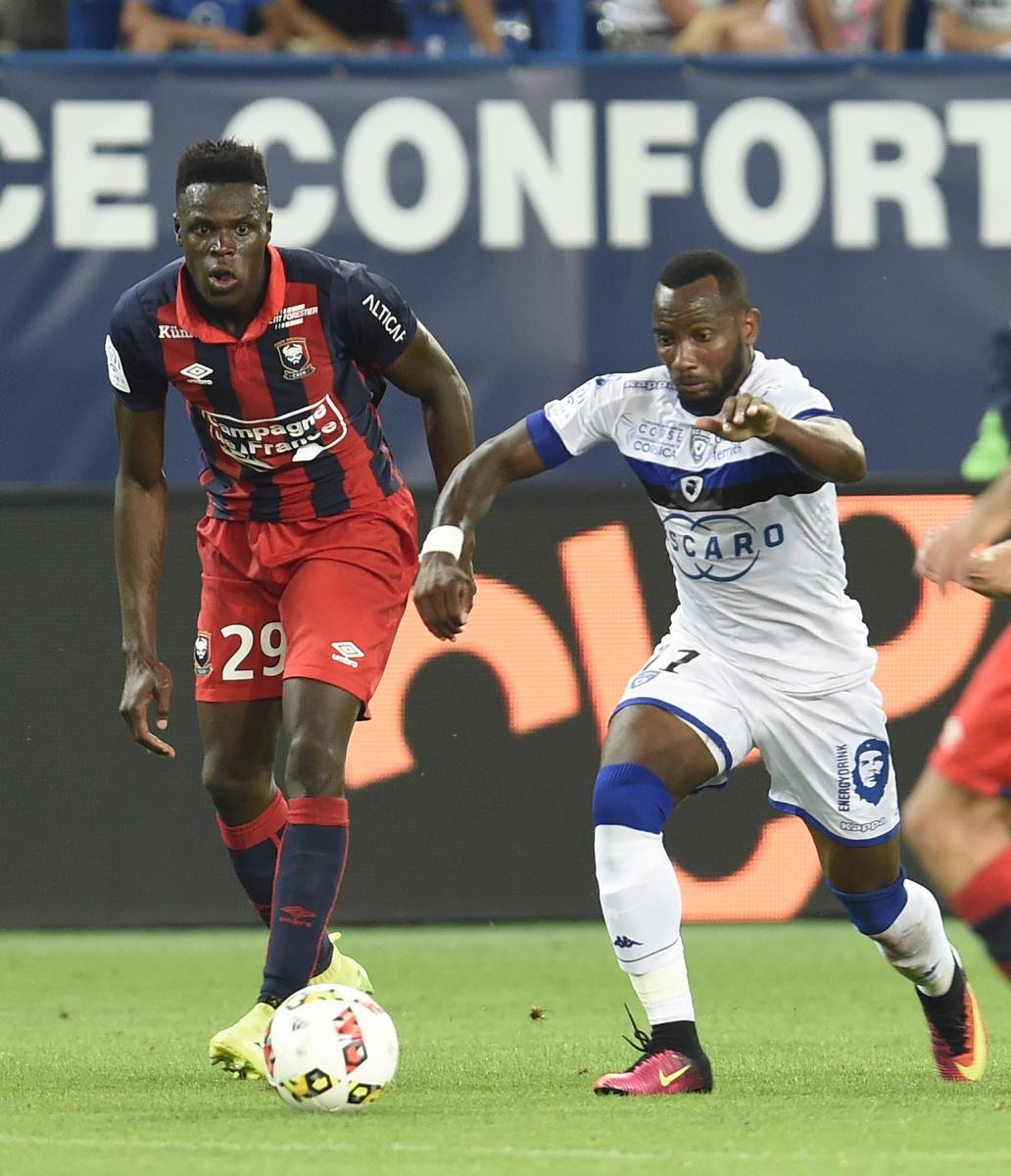 [22e journée de L1] SC Bastia 1-1 SM Caen  Genevois_nangis_2_0