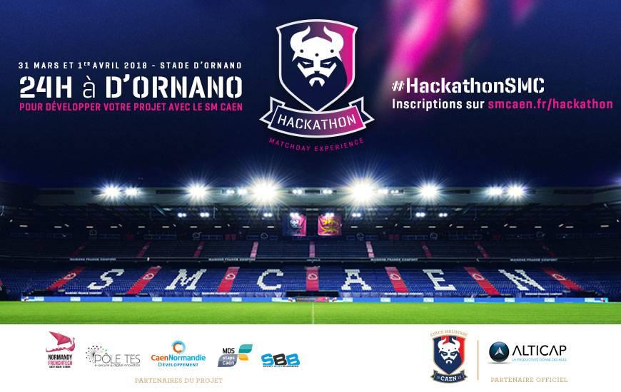 [31e journée de L1] SM Caen 1-3 Montpellier HSC Hackathon-870x550