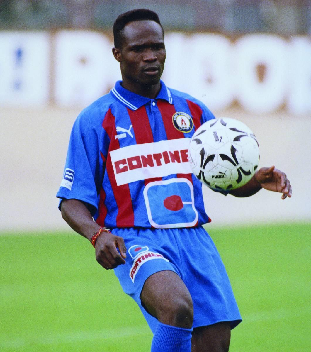 [16e journée de L1] SM Caen 1-2 O Lyon Hippolyte_dangbeto