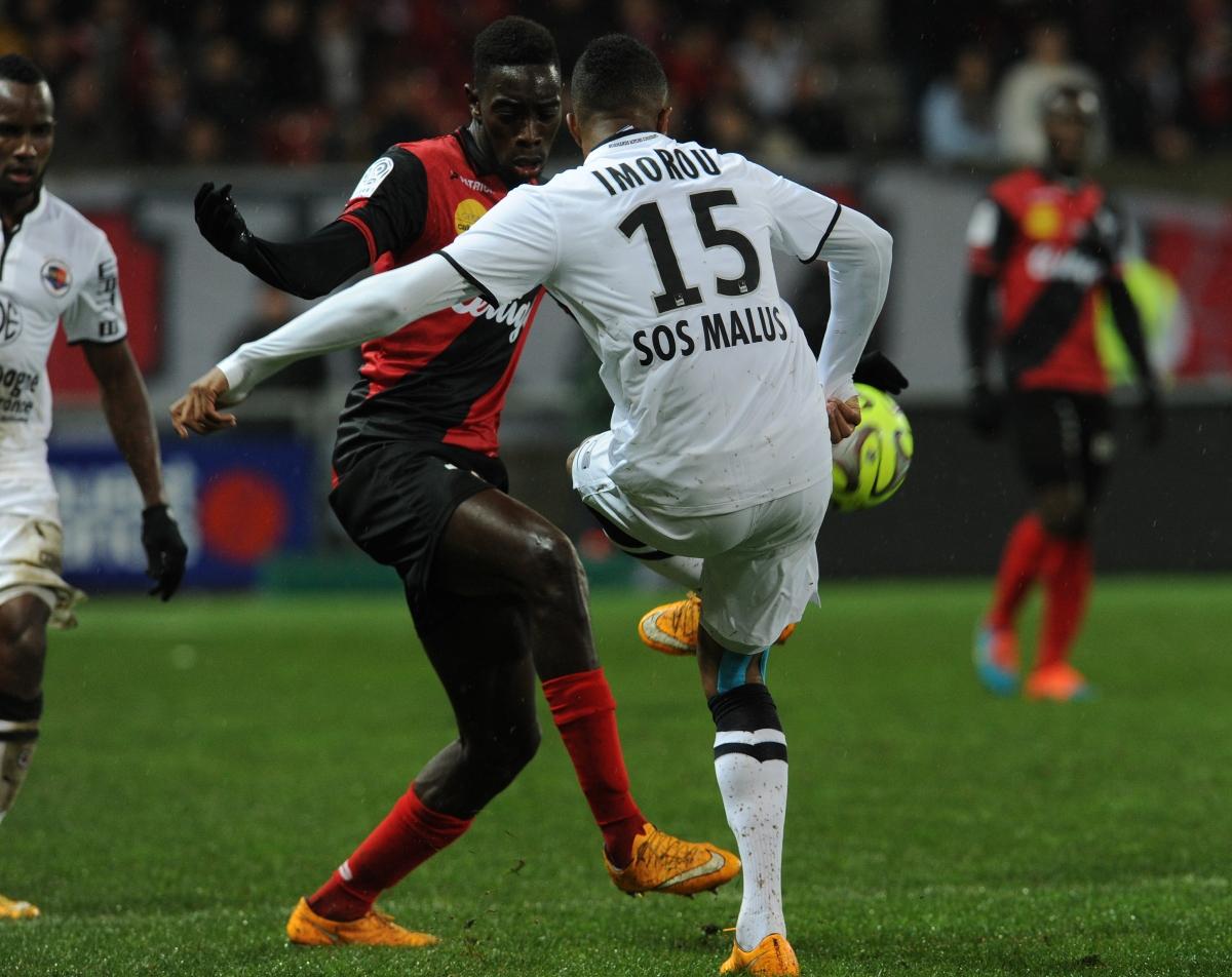 [34e journée de L1] SM Caen 0-2 EA Guingamp Imorou_yatabare
