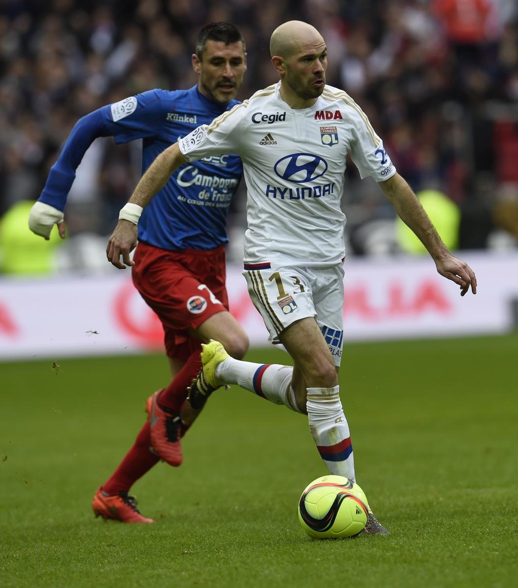 [2e journée de L1] O Lyon 2-0 SM Caen  Jallet