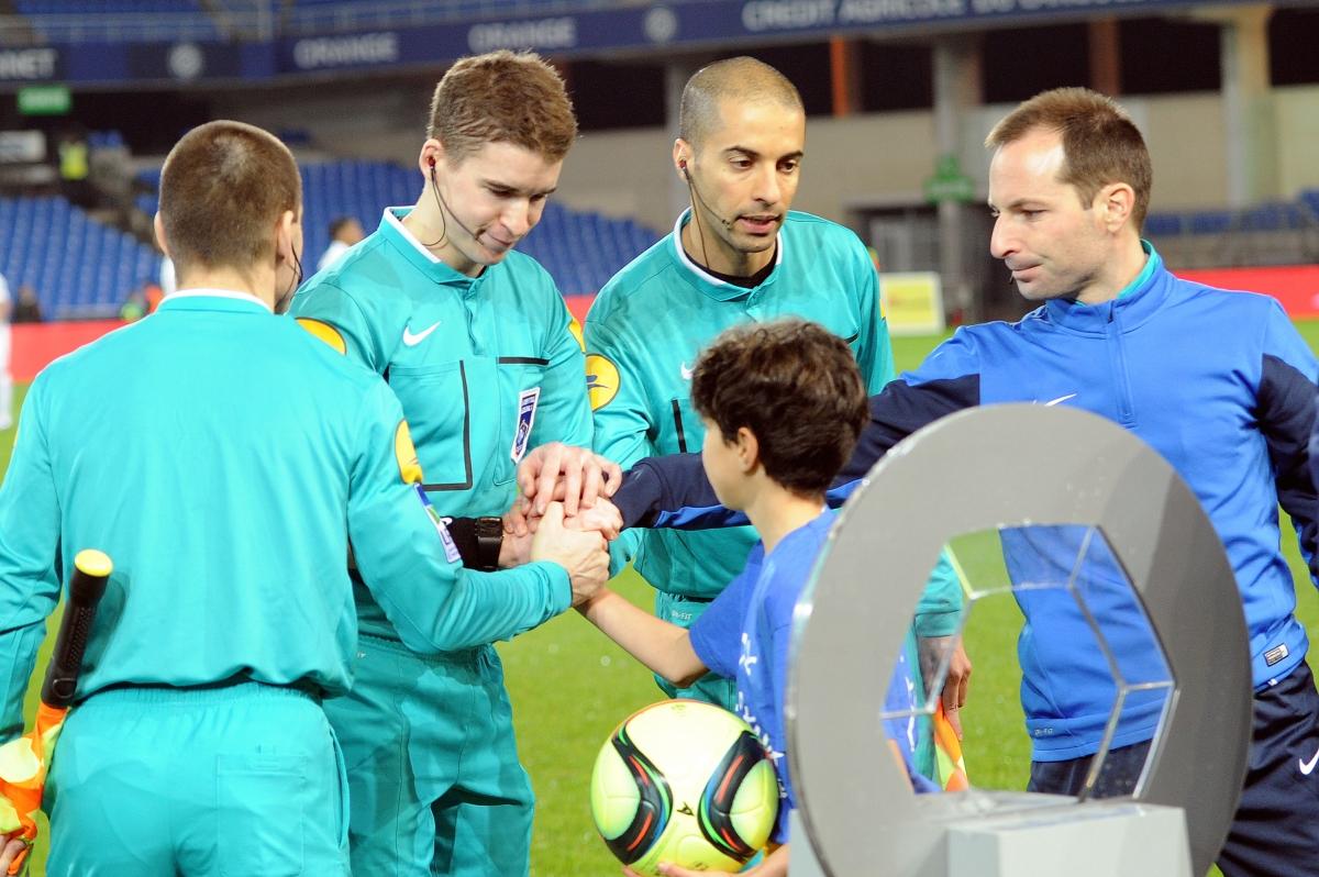 [32e journée de L1] Toulouse FC 2-0 SM Caen M_letexier_premiere_1