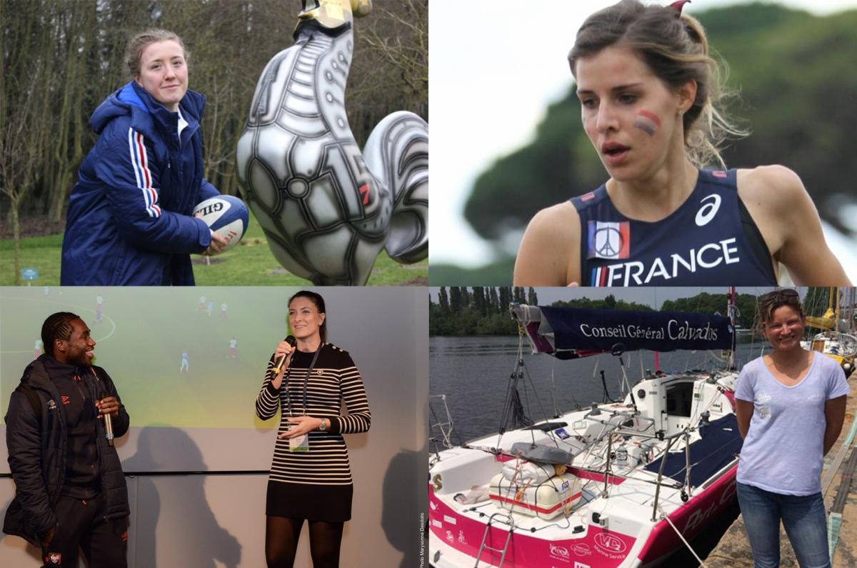[28e journée de L1] SM Caen 2-3 Angers SCO Montage_journee_de_la_femme_0