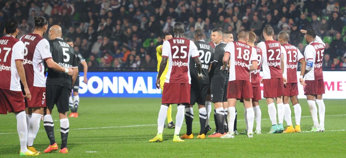 [30e journée de L1] SM Caen 0-0 FC Metz Mur_messin