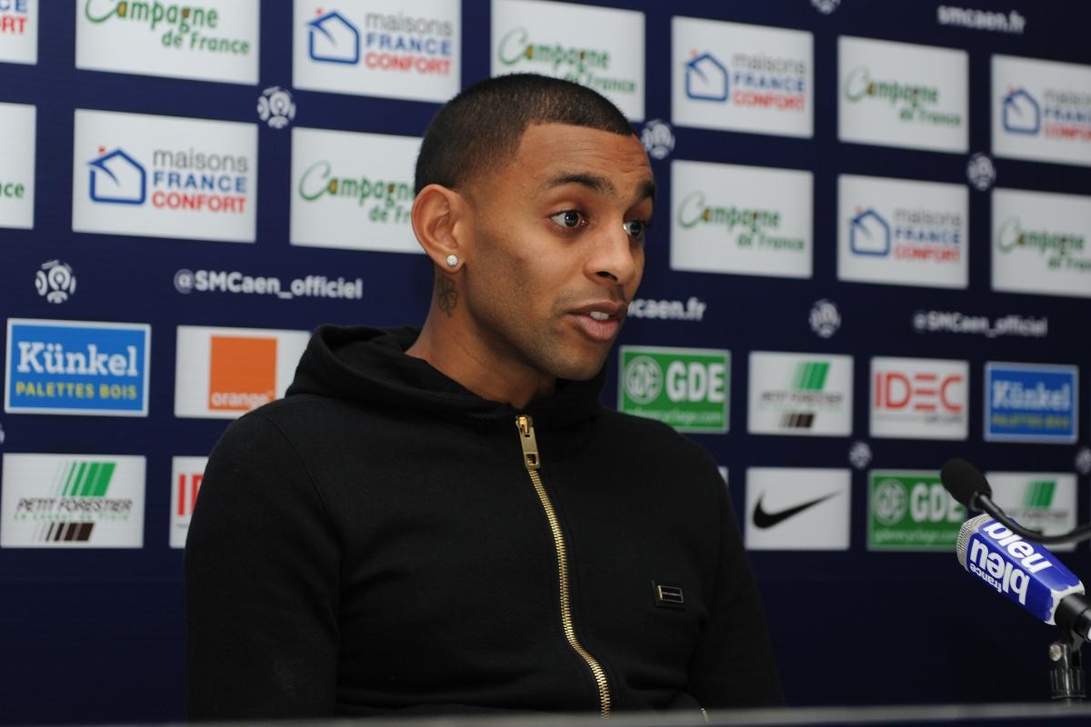 [15e journée de L1] FC Girondins de Bordeaux 1-4 SM Caen  Rodelin_4