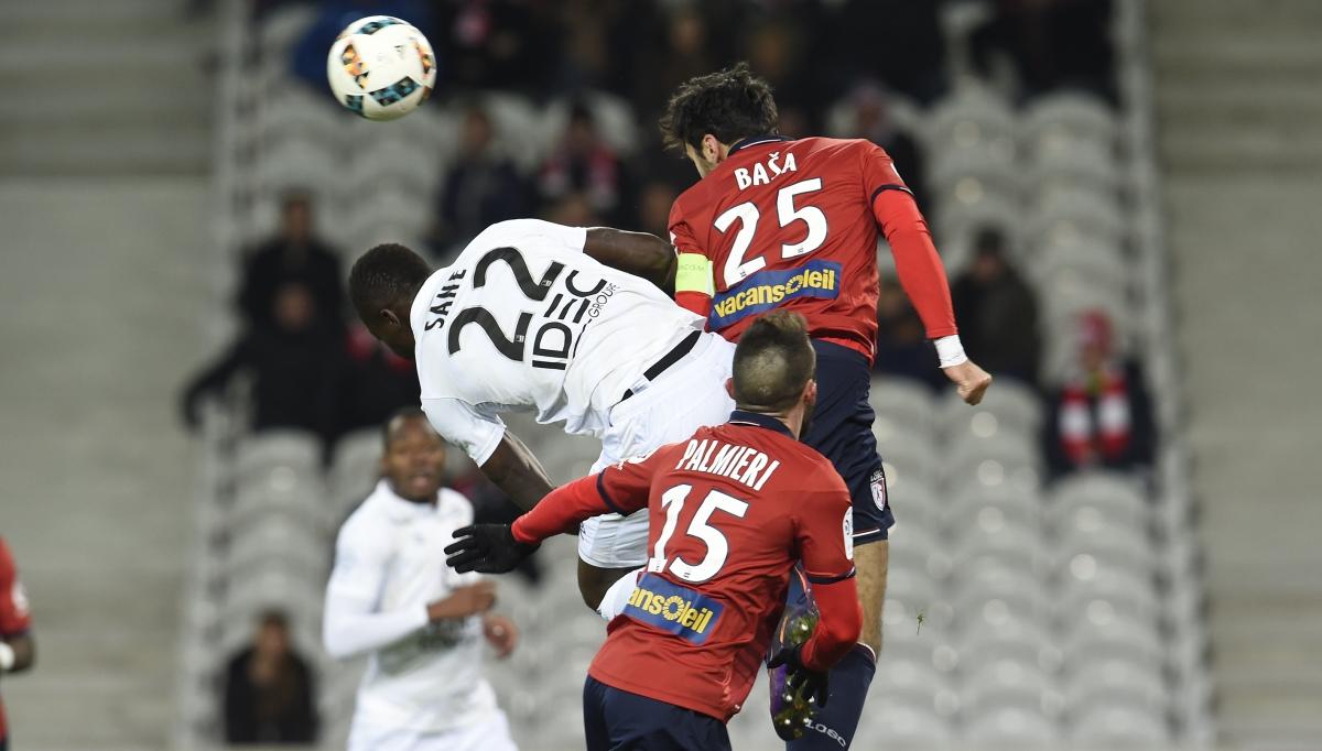 [26e journée de L1] SM Caen 0-1 Lille OSC Sane_basa_1