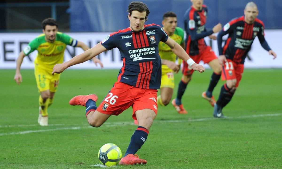 [31e journée de L1] SM Caen 1-3 Montpellier HSC Santini_penalty_2