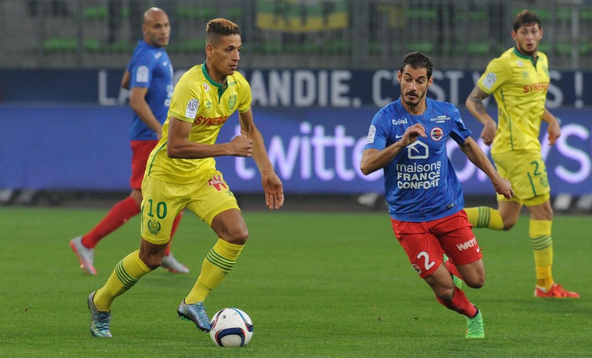 [17e journée de L1] FC Nantes 1-0 SM Caen  Seube_bammou