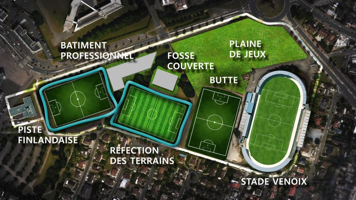 c2611287a42 Une nouvelle ère s ouvre au Stade Malherbe