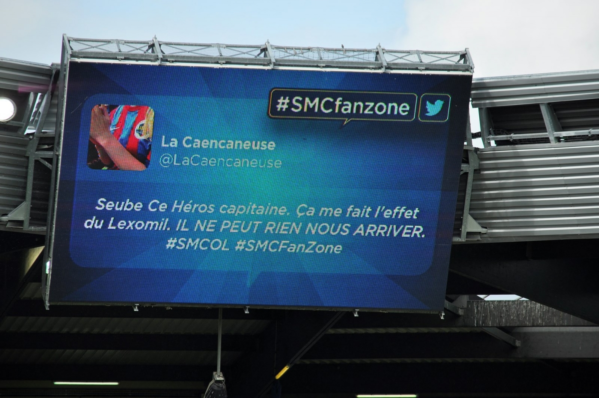 smc fanzone sm caen lyon r sum de match interviews smc photos stade malherbe caen. Black Bedroom Furniture Sets. Home Design Ideas
