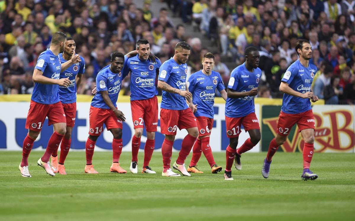 [37e journée de L1] FC Nantes 1-2 SM Caen Joie_caen_3