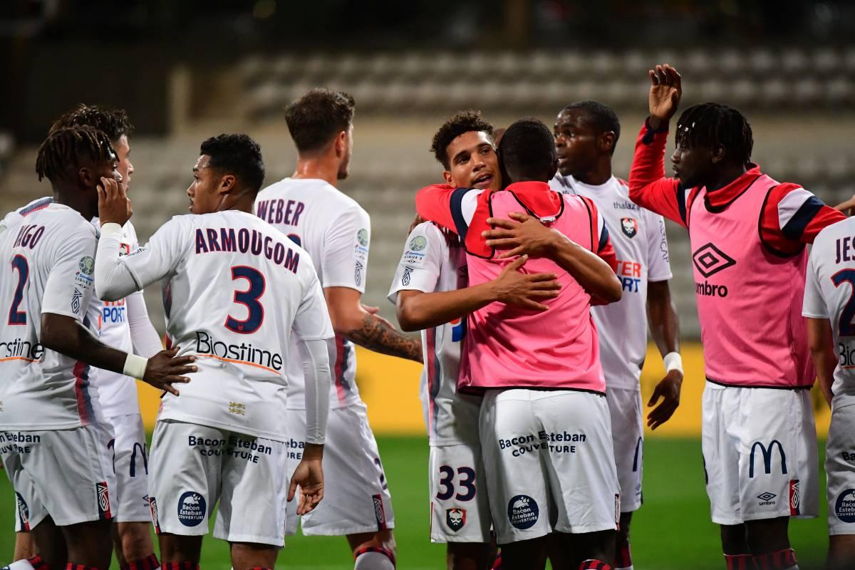 [14e journée de L2] AJ Auxerre 1-1 SM Caen Winter_25102019104830