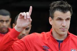 Pas de Mondial russe pour l'avant-centre caennais Ivan Santini. Le sélectionneurZlatko Dalic ne l'a pas retenu dans son groupe de 23 joueurs.