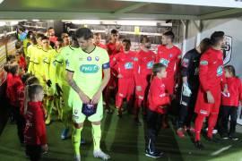 Anthony Weber et les Caennais ont respecté la hiérarchie face à l'ASI Mûrs Érigné à l'occasion du 7e tour de la Coupe de France