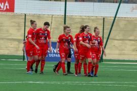 Les joueuses du Stade Malherbe Caen seront privées de compétition au moins jusqu'au 1er décembre