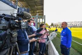 À une semaine de la reprise du championnat, Pascal Dupraz s'est exprimé devant la presse ce vendredi matin