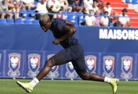 Absent du déplacement au Parc OL, le milieu défensif ou arrière central Ismaël Diomandé effectue son retour dans le groupe e Patrice Garande.