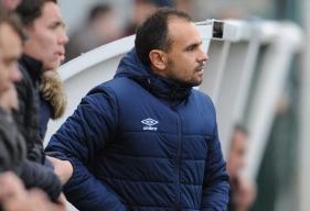 Après 20 années passées au Stade Malherbe, Frank Dechaume - l'entraîneur des U19 nationaux - a vécu son dernier match à Venoix.