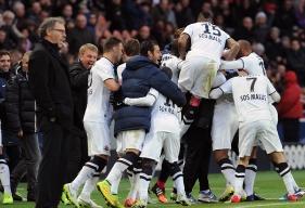 Il y a deux ans, au terme d'un scénario totalement fou avec un PSG réduit à neuf dans les dix dernières minutes ; la faute à une hécatombe de blessés, le Stade Malherbe avait arraché le match nul dans les arrêts de jeu.