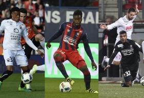 Depuis le début de la saison, Patrice Garande a utilisé trois jeunes joueurs de la réserve en match officiel : Jordan Tell, Exaucé Ngassaki et Christopher Opéri.