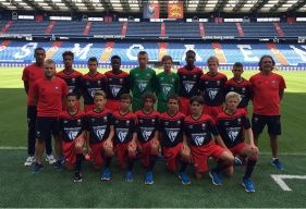 Vainqueur du championnat, les U15 du Stade Malherbe vont tenter de réaliser le doublé avec la coupe.