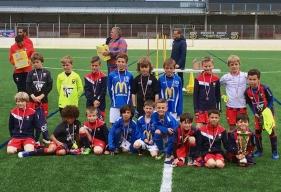 Une semaine avant le Challenge Jean-Pingeon pour les U11, on a assisté à une finale 100% Stade Malherbe lors du tournoi régional U9. L'équipe B l'emportant grâce à un doublé d'Eliott Seube.