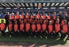 En quart de finale de la Coupe de Normandie, les U15 du Stade Malherbe se déplaceront à Yvetot.