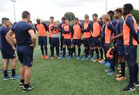 L'équipe réserve du Stade Malherbe dirigée par Grégory Proment et Robert Boivin débutera son championnat contre Gonfreville à Venoix.