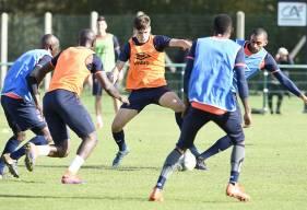 Deux matches figurent au programme des Caennais cette semaine avec dès mardi les 16e de finale de la Coupe la Ligue et un déplacement au Moustoir pour affronter Lorient.