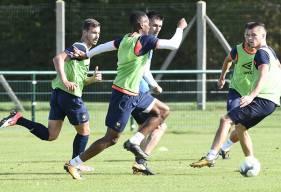 Les Caennais débuteront la préparation de leur déplacement à Monaco, chez le champion de France en titre, à partir de ce lundi après-midi.