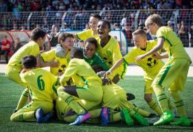 56 équipes seront présentes sur la ligne de départ de cette 17e édition du Challenge Jean-Pingeon pour succéder au FC Nantes.